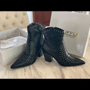Brand new PLT cowboy boots